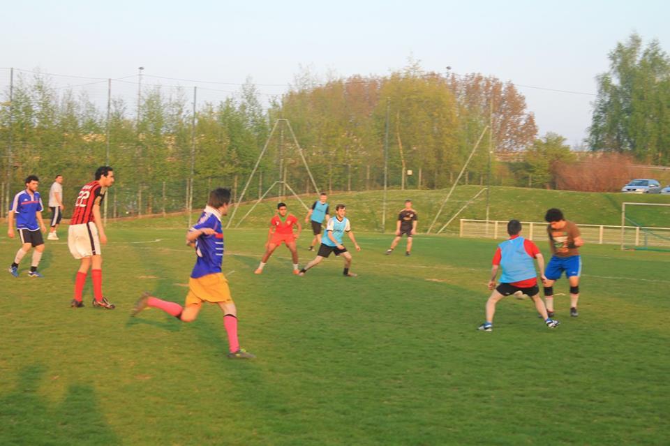 Spartak foot 1